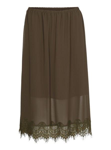 Smuk, feminin nederdel fra Custommade