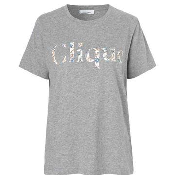 T-shirt fra Samsøe Samsøe