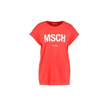 T-Shirt fra Moss Copehagen
