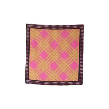 Lexine pink gul tørklæde fra Baum und Pferdgarten