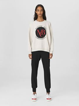 Logo sweat fra By Malene Birger