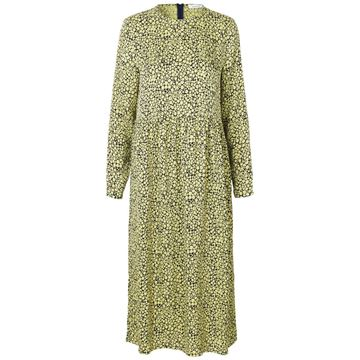 Raven kjole fra Samsøe Samsøe