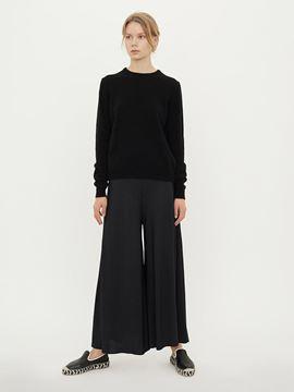 Bukser med vidde ben fra By Malene Birger