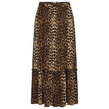 Elinor lang nederdel fra Just Female