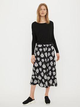 Blomstret nederdel fra By Malene Birger