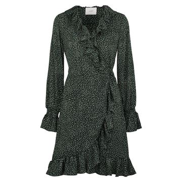 Image slå-om kjole fra Just Female