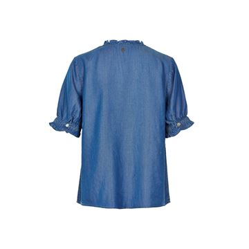 Kalliope bluse fra Numph